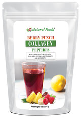 Berry Punch Collagen Peptides Proteins & Collagens Z Natural Foods
