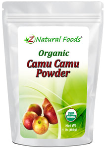 Camu Camu Powder - Organic Fruit Powders Z Natural Foods