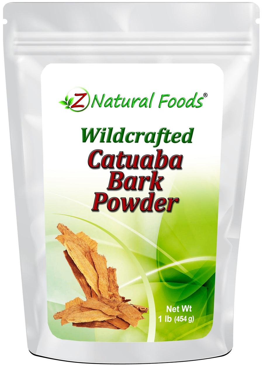 Catuaba Bark Powder Herb & Root Powders Z Natural Foods