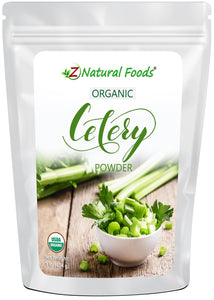 Celery Powder - Organic Vegetable, Leaf & Grass Powders vendor-unknown