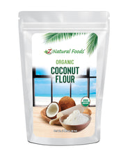 Coconut Flour - Organic Fruit Powders Z Natural Foods