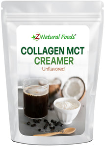 Collagen Creamer (Unflavored) Proteins & Collagens Z Natural Foods