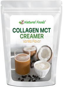 Collagen Creamer (Vanilla Flavor) Proteins & Collagens Z Natural Foods