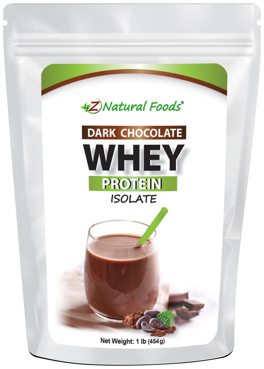 Dark Chocolate Whey Protein Isolate Cacao vendor-unknown