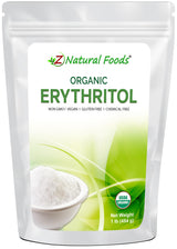 Erythritol - Organic Sweeteners vendor-unknown