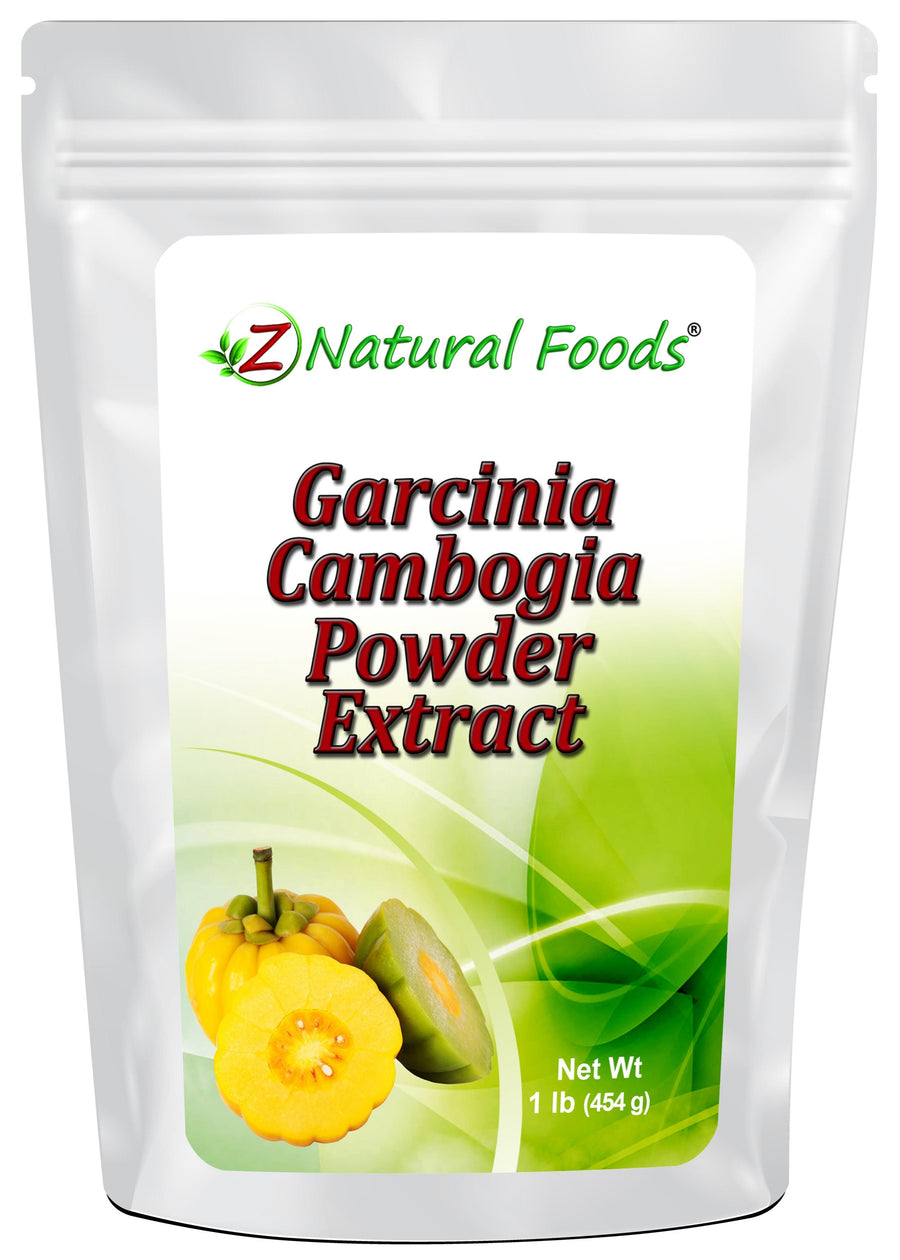 Garcinia Cambogia Extract Powder Herb & Root Powders Z Natural Foods