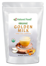 Golden Milk - Organic Organic Tea Z Natural Foods