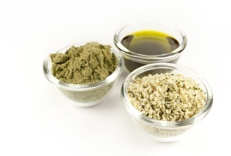 Hemp Protein - Raw Organic Proteins & Collagens Z Natural Foods
