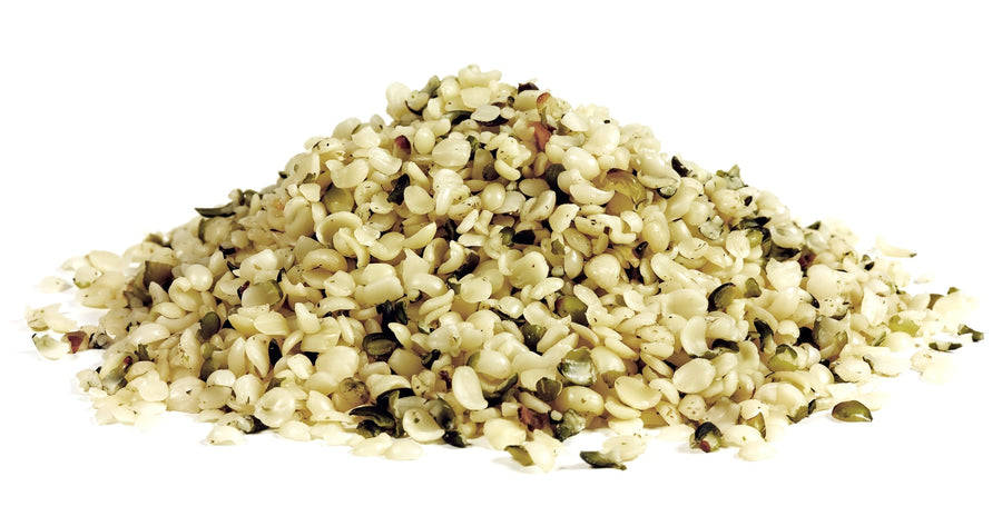 Hemp Seeds - Raw, Organic, Shelled Nuts & Seeds Z Natural Foods 1 lb
