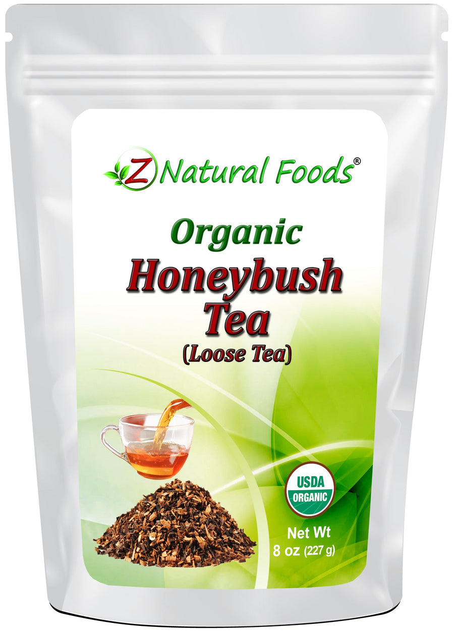 Honeybush Tea - Organic Organic Tea Z Natural Foods