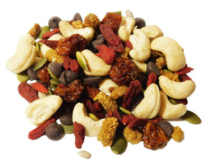 Incan Trail Mix - Organic Dried Fruit & Berries Z Natural Foods