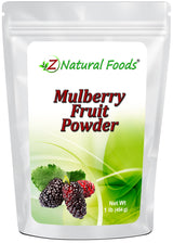 Mulberry Fruit Powder Fruit Powders Z Natural Foods