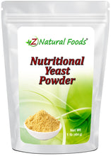 Nutritional Yeast Powder Proteins & Collagens Z Natural Foods