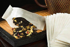 Press 'N Brew Tea Bags - Large Supplies Z Natural Foods