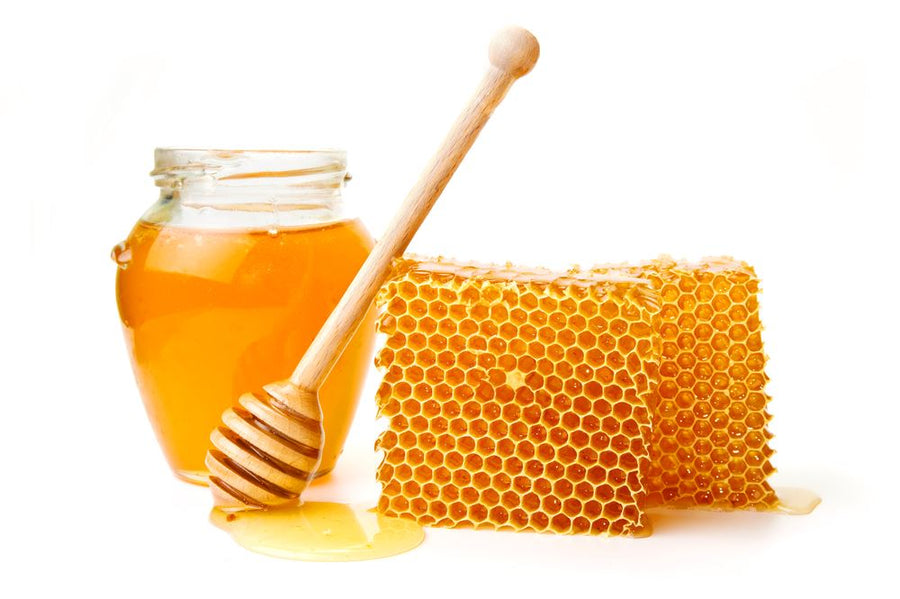 Pure Premium Backyard Honey - Raw Bee Products Z Natural Foods