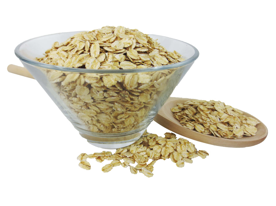 Rolled Oats - Organic Emergency Food Storage Z Natural Foods