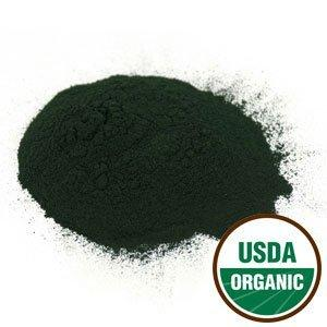 Spirulina Powder - Organic Algae & Seaweeds Z Natural Foods