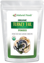Turkey Tail Mushroom Powder - Organic Mushroom Powders Z Natural Foods