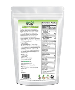 Whey Protein Concentrate Proteins & Collagens Z Natural Foods