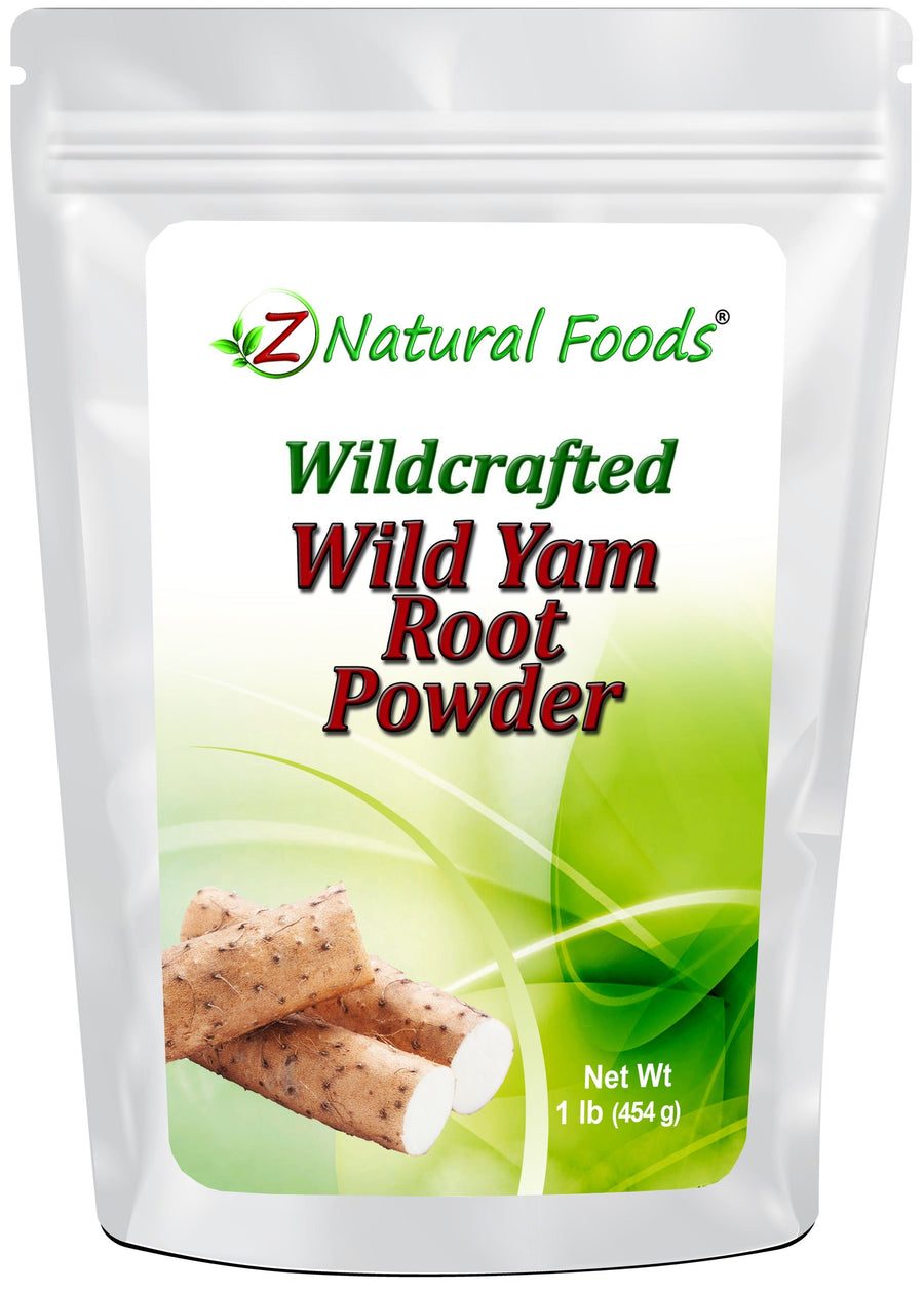 Wild Yam Root Powder Herb & Root Powders Z Natural Foods