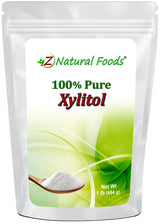 Xylitol - 100% Pure Sweeteners Z Natural Foods