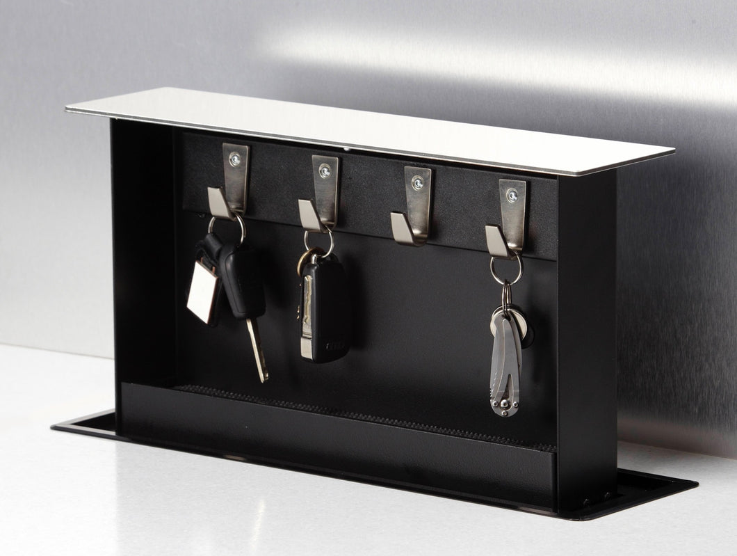 SBOX-KEY - pop-up Key organization - Stainless Top