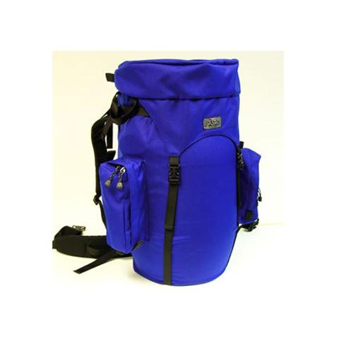 60L Quad Pocket Barrel Back Pack