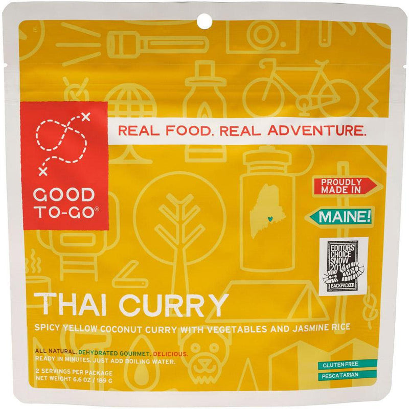 Thai Curry - 6.6 oz