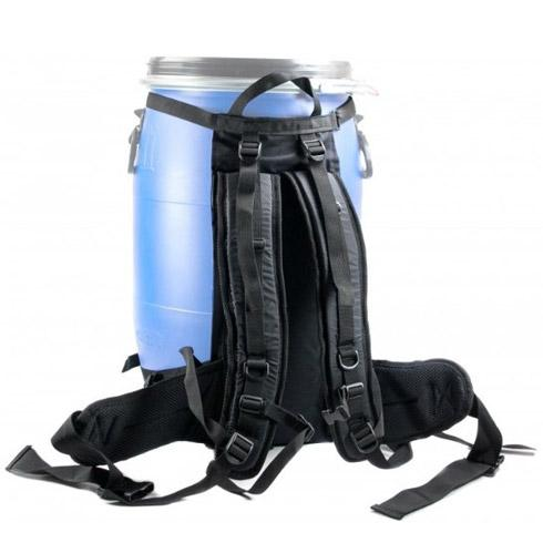 60 Liter Barrel Carry Harness