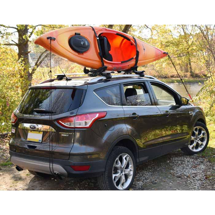 Fold Away-J Kayak Carrier