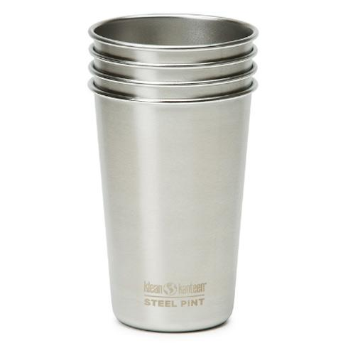 Steel Cup 16oz - 4 Pack