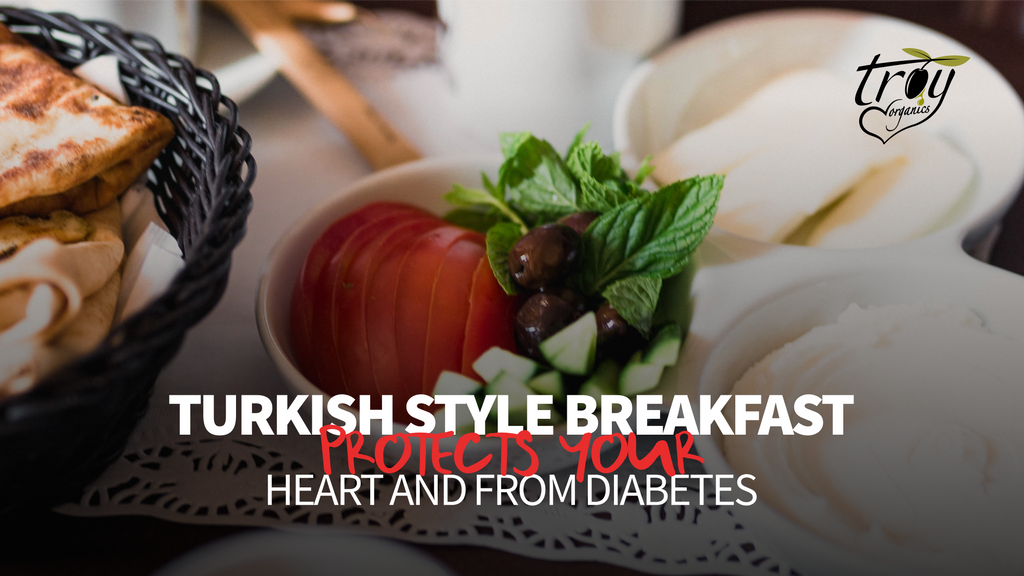 Turkish Style Breakfast İs The Healthiest