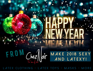 Happy 2018! GET YOUR LATEX CHLORINATED FOR FREE