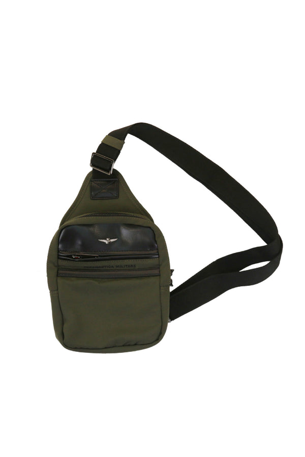 Aeronautica Khaki Shoulder Bag