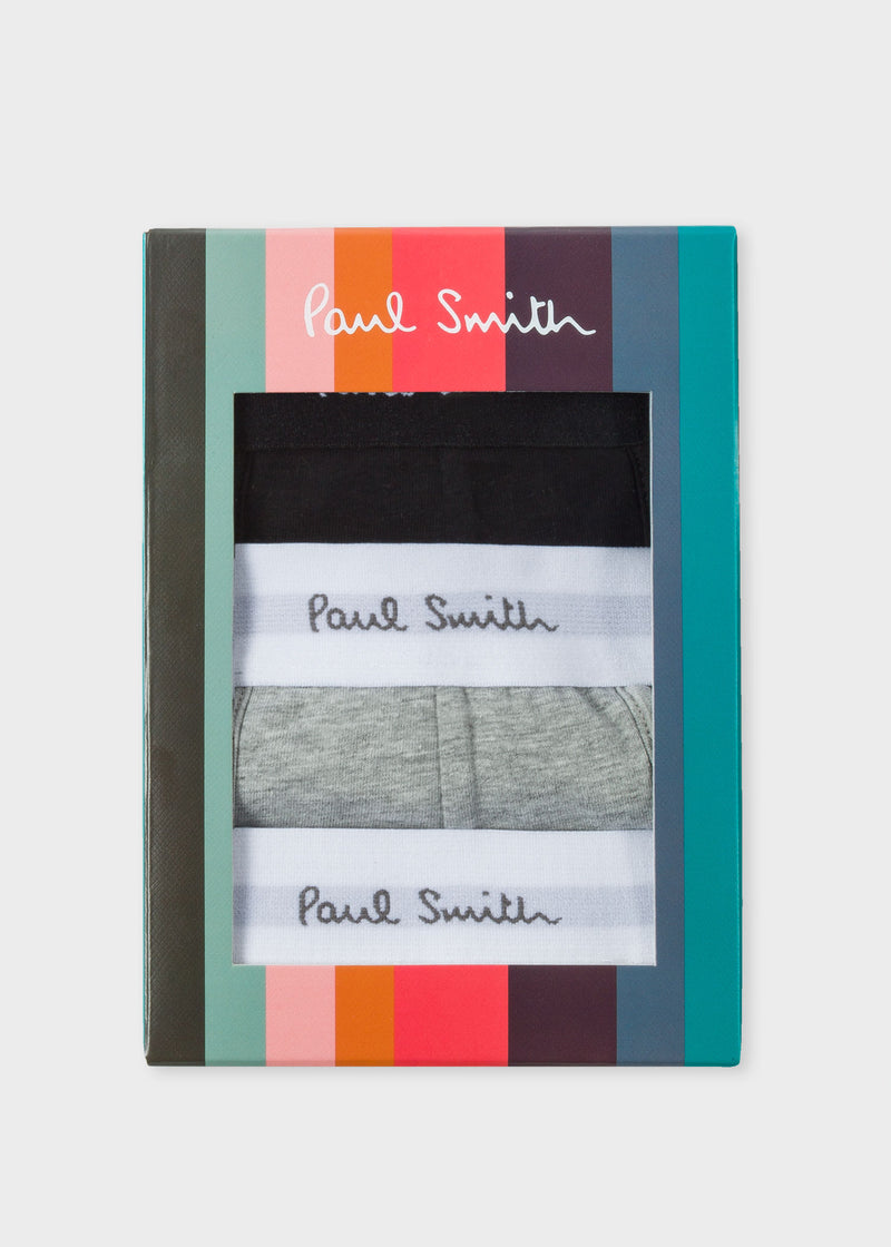 Paul Smith Classic Boxer Briefs Three Pack