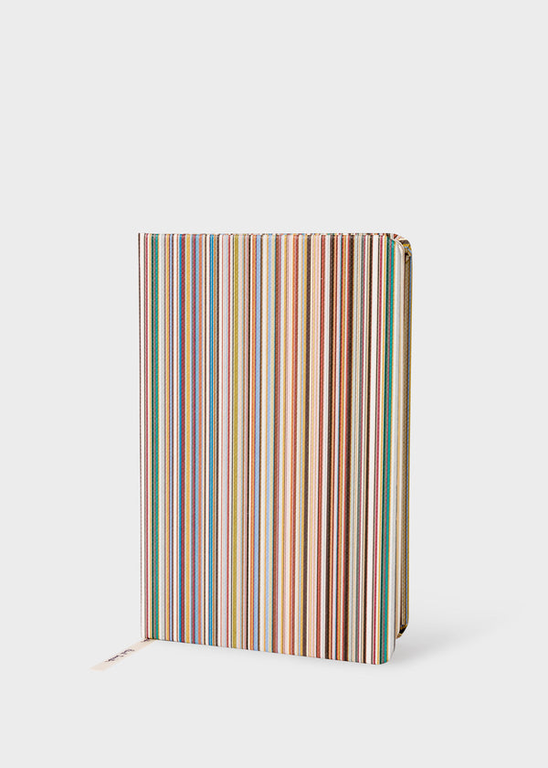 Paul Smith Striped Notebook