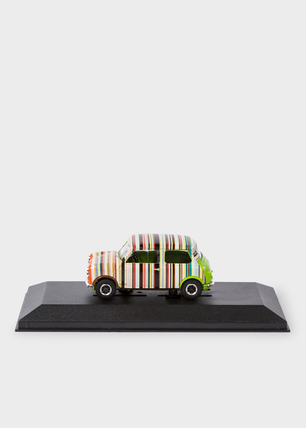 Paul Smith Signature Striped Car