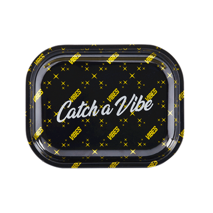 Vibes Rolling Papers Catch A Vibe Rolling Tray - SeshPack