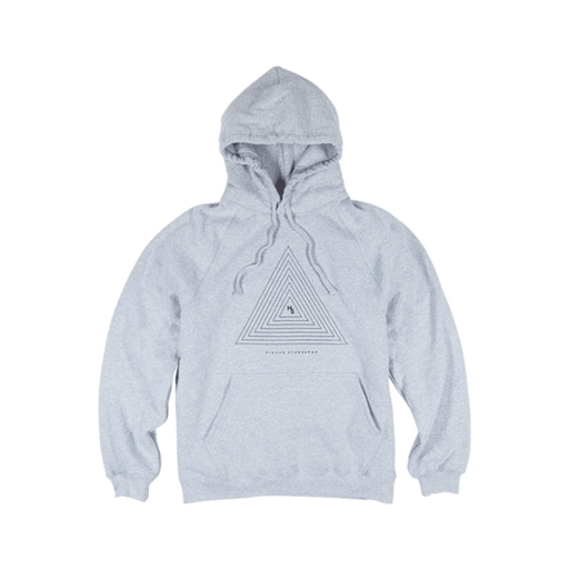 Higher Standards Hoodie - Concentric Triangle - SeshPack