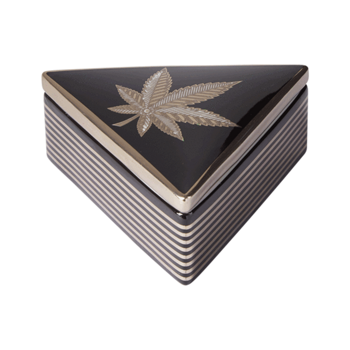 Higher Standards x Jonathan Adler Hashish Triangle Box - SeshPack