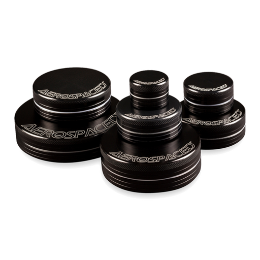 Aerospaced 2 Piece Grinders/Sifters - SeshPack