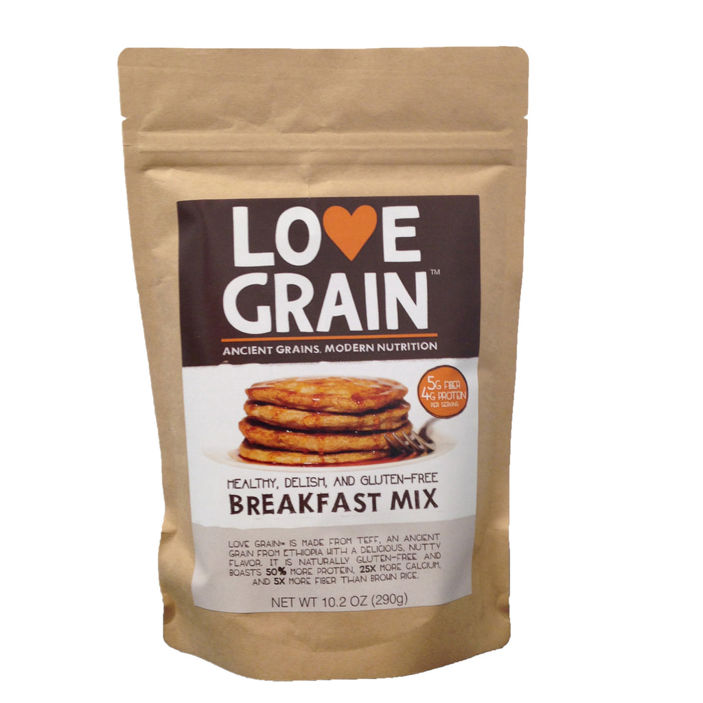Love Grain Breakfast Mix - SOLD OUT!