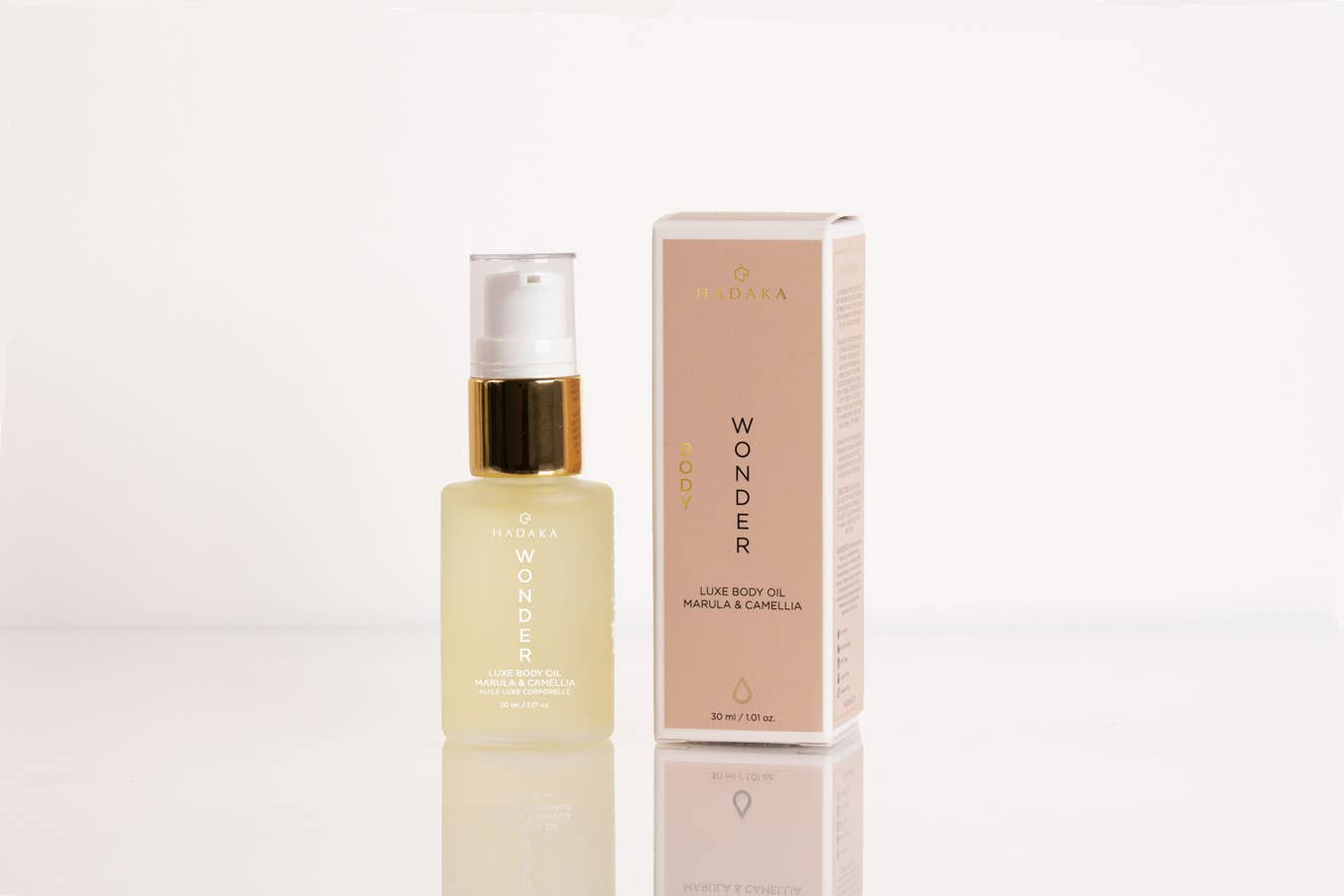 WONDER Luxe Body Oil - 30ml