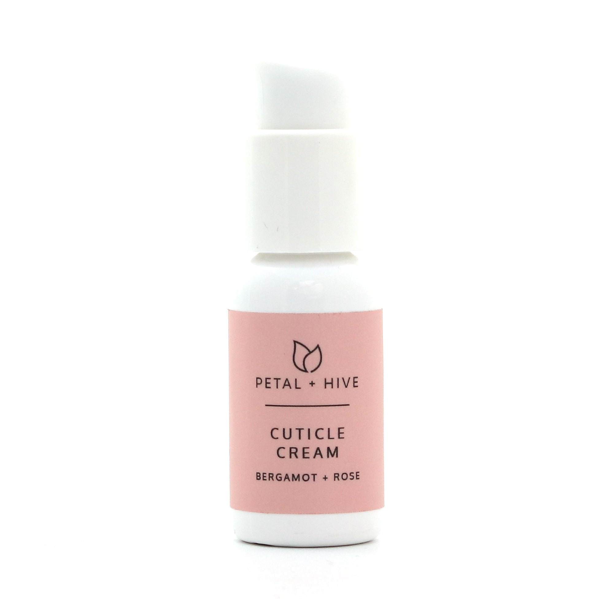 Bergamot + Rose Cuticle Cream