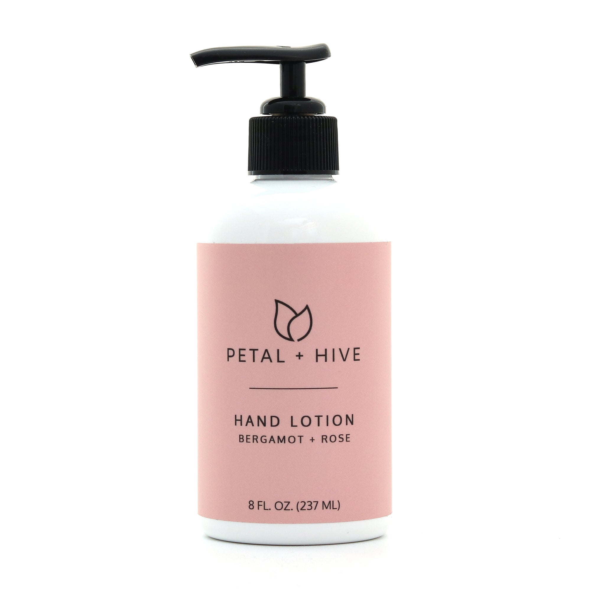 Bergamot + Rose Hydrating Hand Lotion