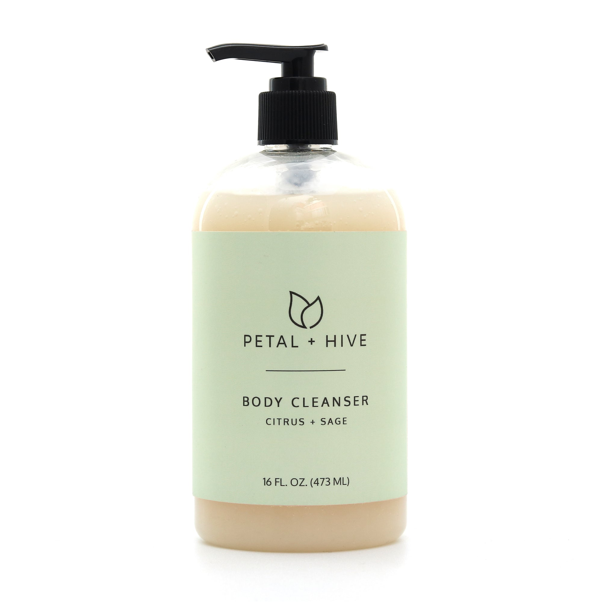 Citrus + Sage Body Cleanser