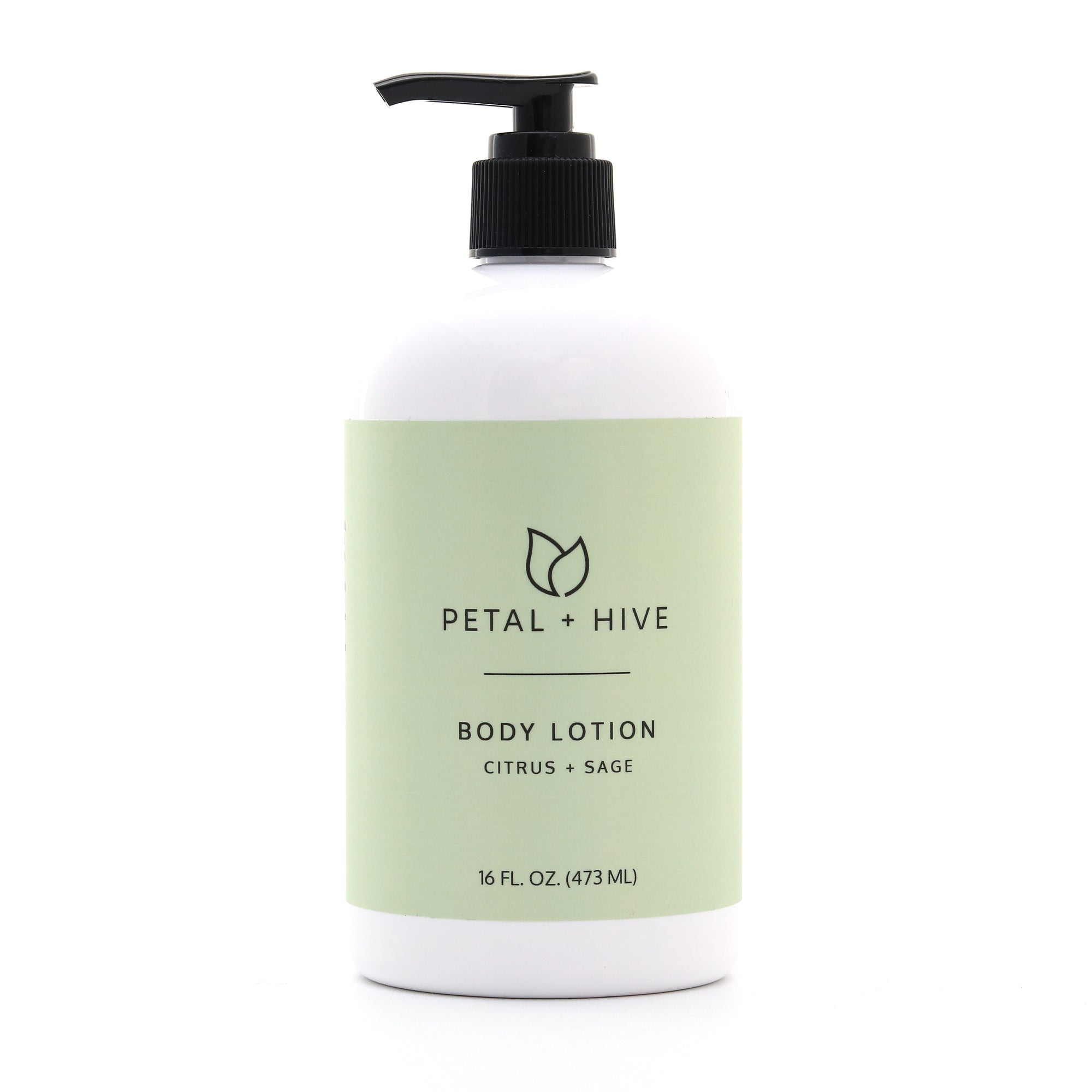 Citrus + Sage Nourishing Body Lotion