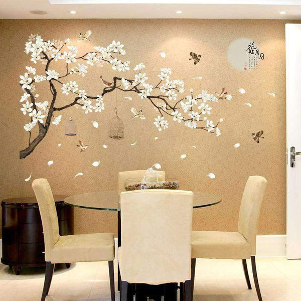 Big Size Tree Wall Sticker - Find Home Supplies