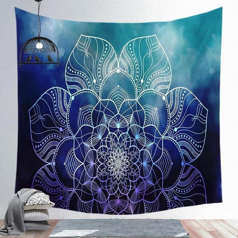 Bohemian Wall Hanging Tapestry (19 Patterns ) - Find Home Supplies