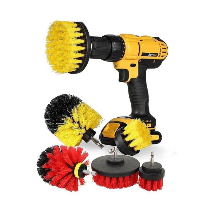 Drill Brush Set - Find Home Supplies